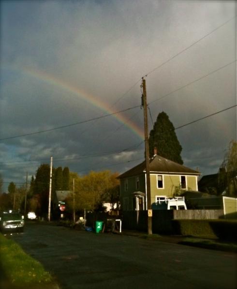 Rainbow House 4:18:2011