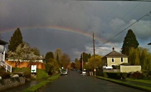 Rainbow House 4:25:2011